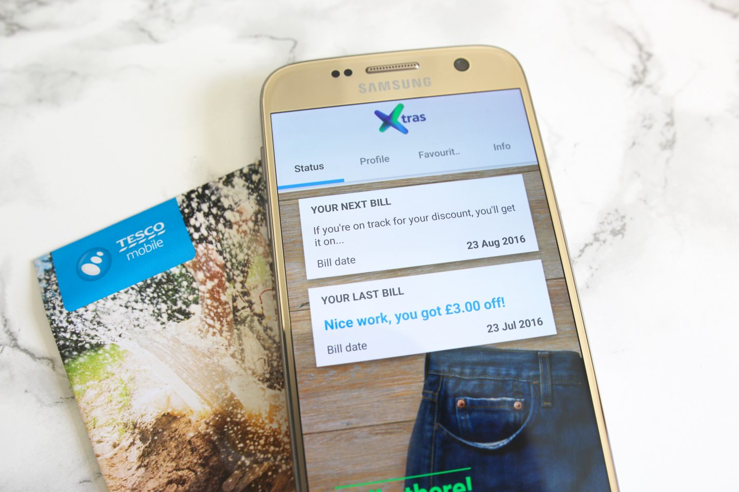 How To Save Money On Your Mobile Phone Bill With Tesco Mobile Xtras