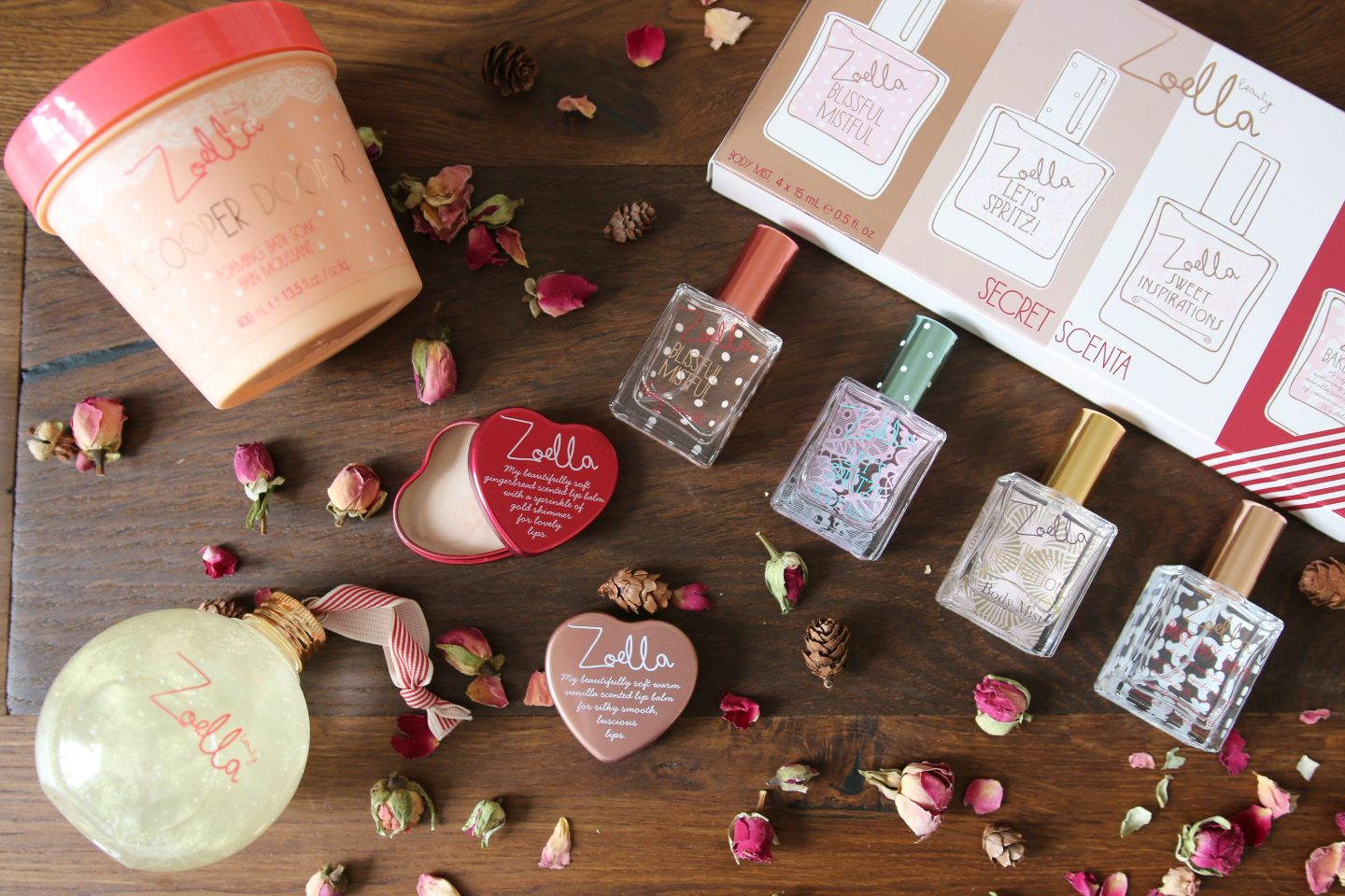 Zoella Lifestyle & Christmas Beauty Review - Emma Mumford
