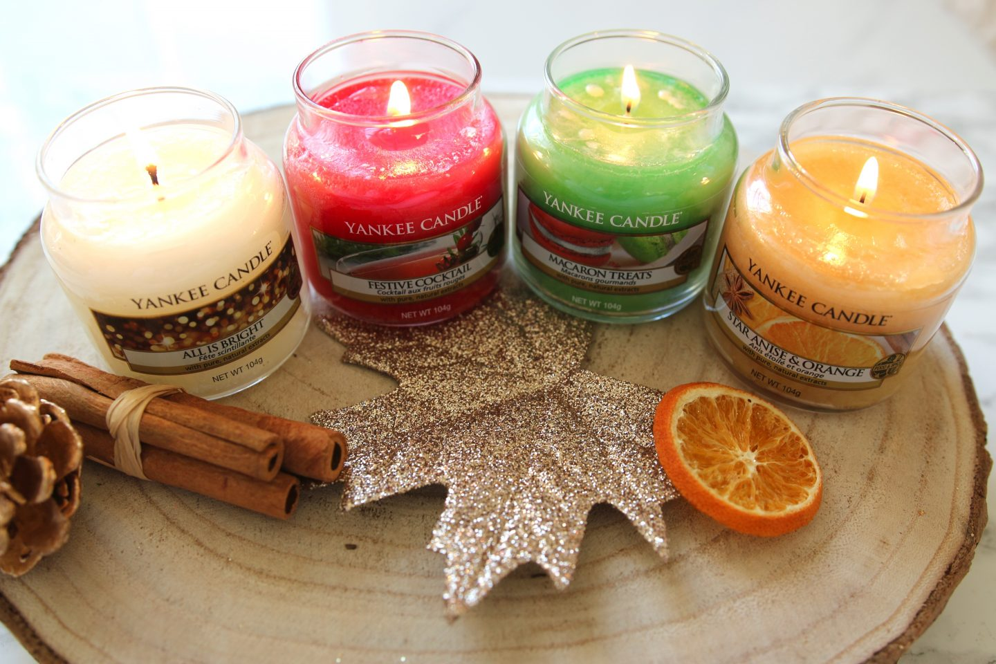 Yankee Candle Christmas Range Review