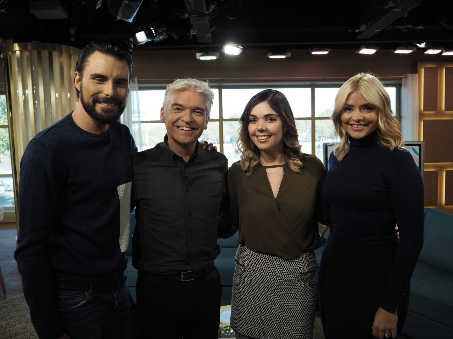 Appearing On This Morning – A Dream Come True
