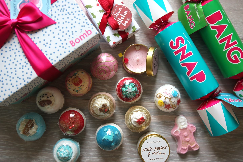 Bomb Cosmetics Christmas Haul