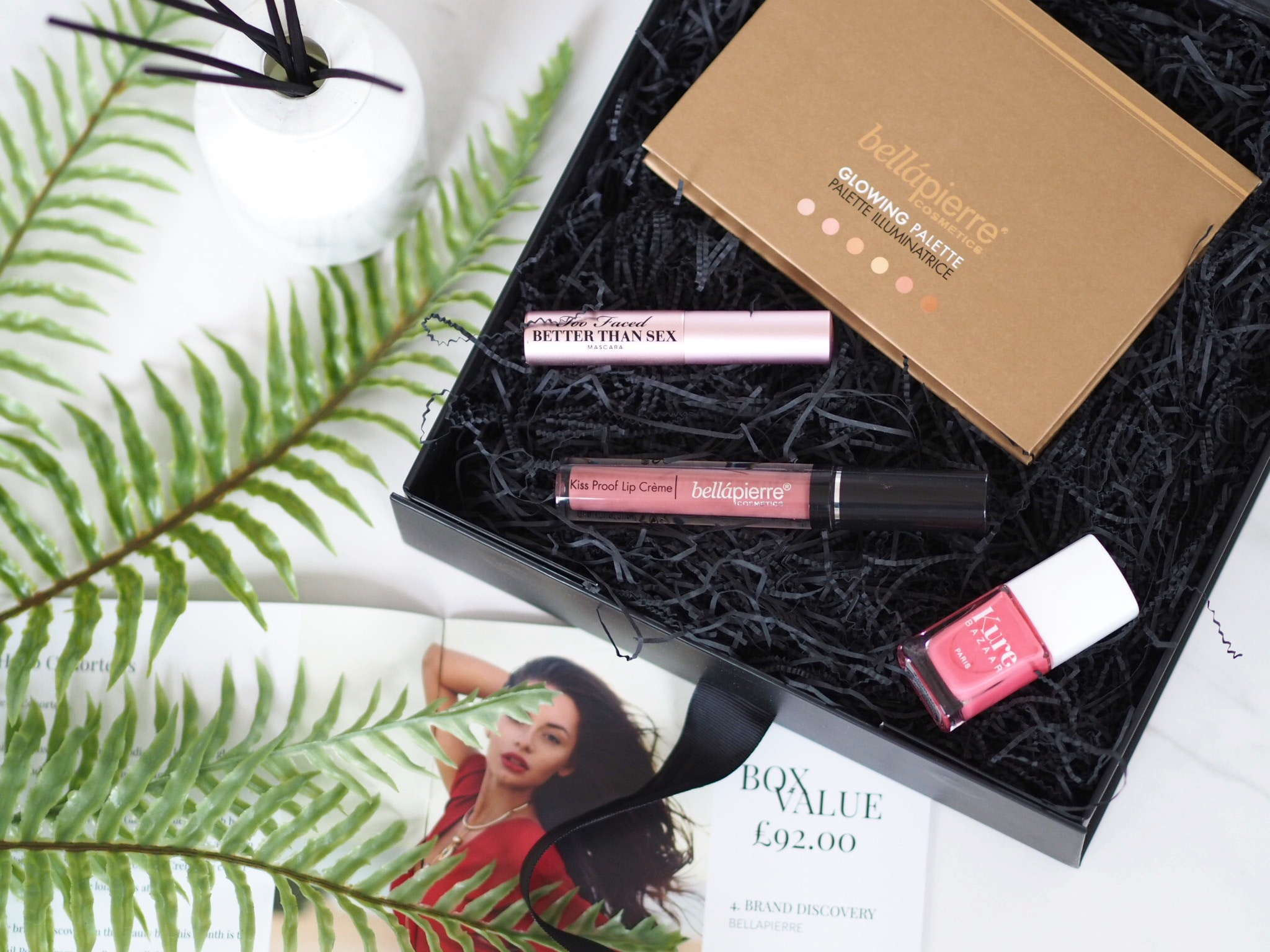 JUNE'S COHORTED BEAUTY BOX