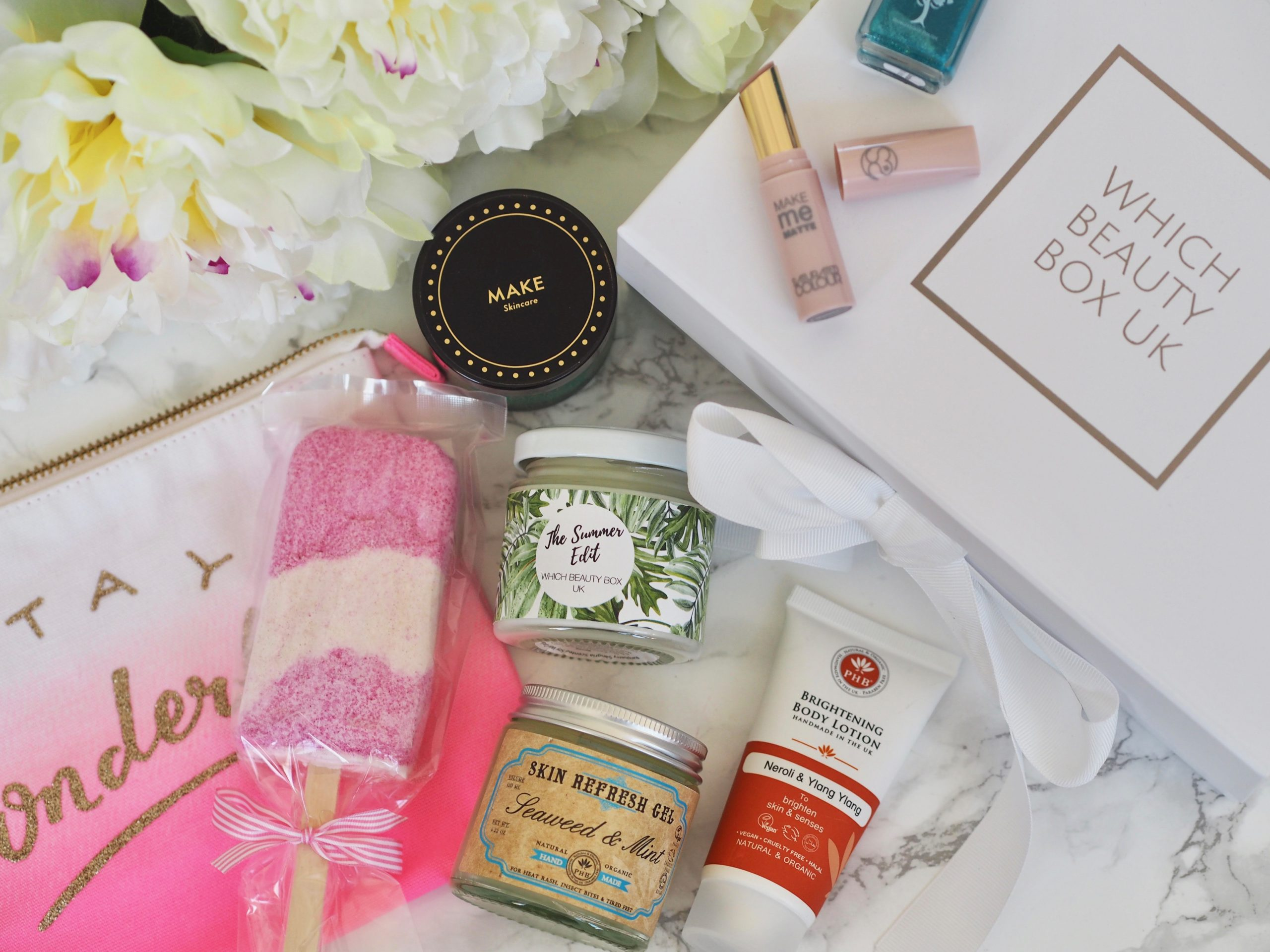 WHICH BEAUTY BOX UK- SUMMER EDIT