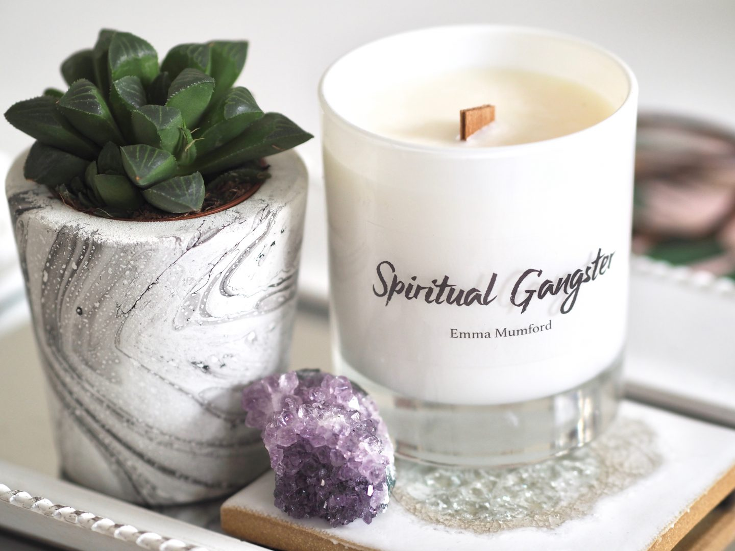 I'VE LAUNCHED MY OWN CANDLE RANGE!