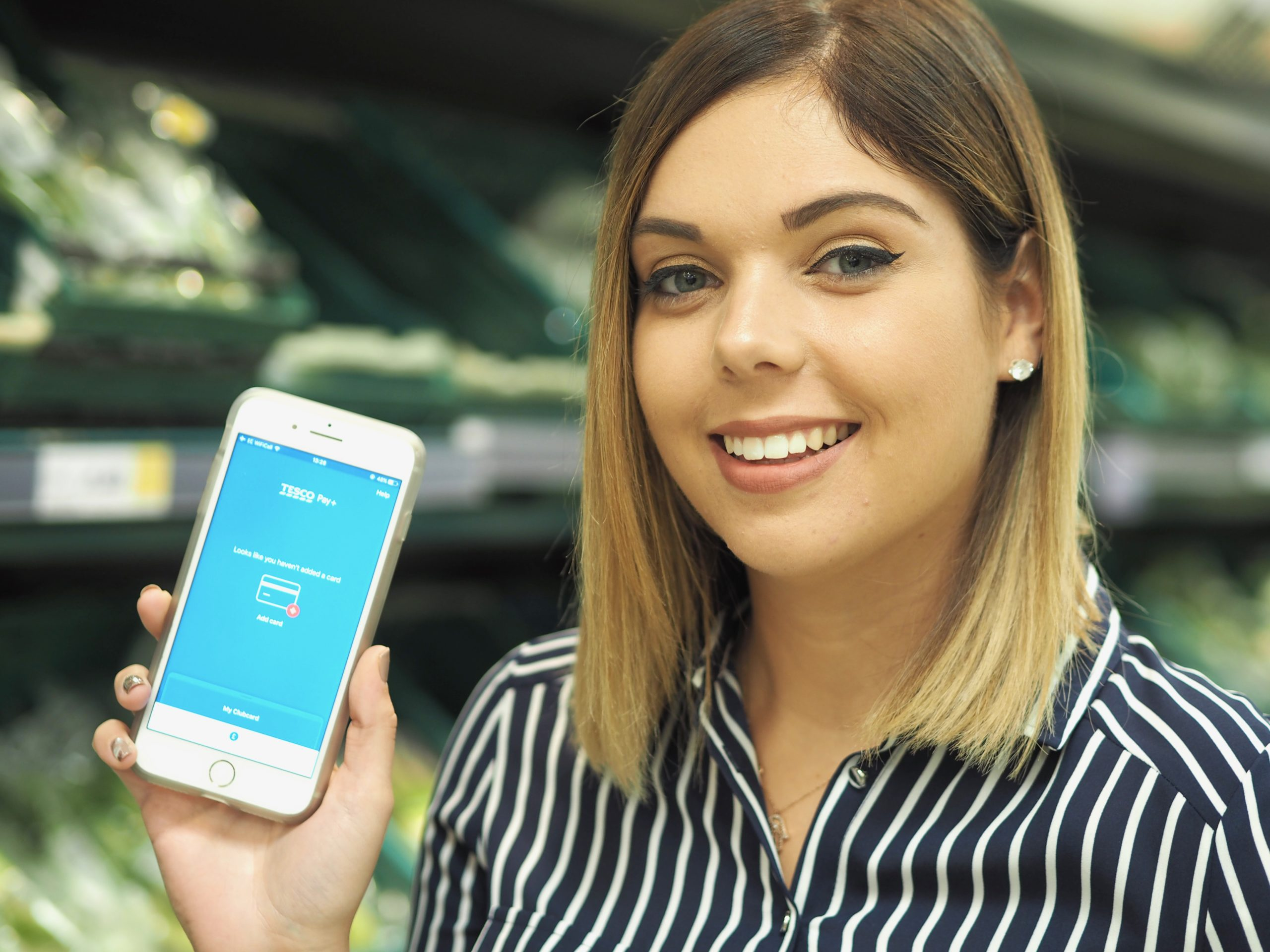 TESTING TESCO'S RELAUNCHED PAY+ APP