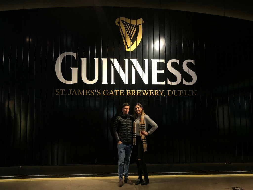 EXPLORING DUBLIN IRELAND