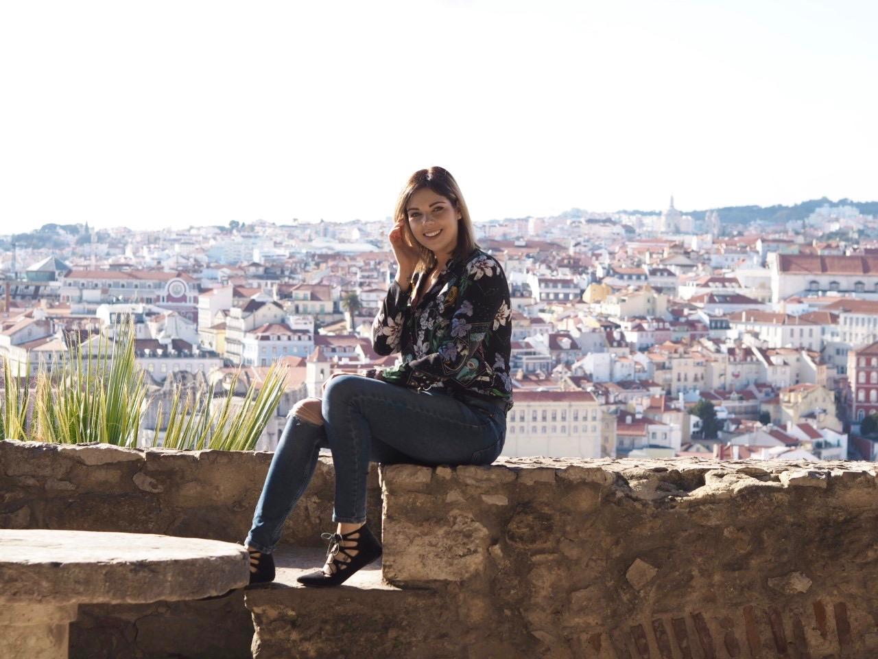 EXPLORING LISBON PORTUGAL