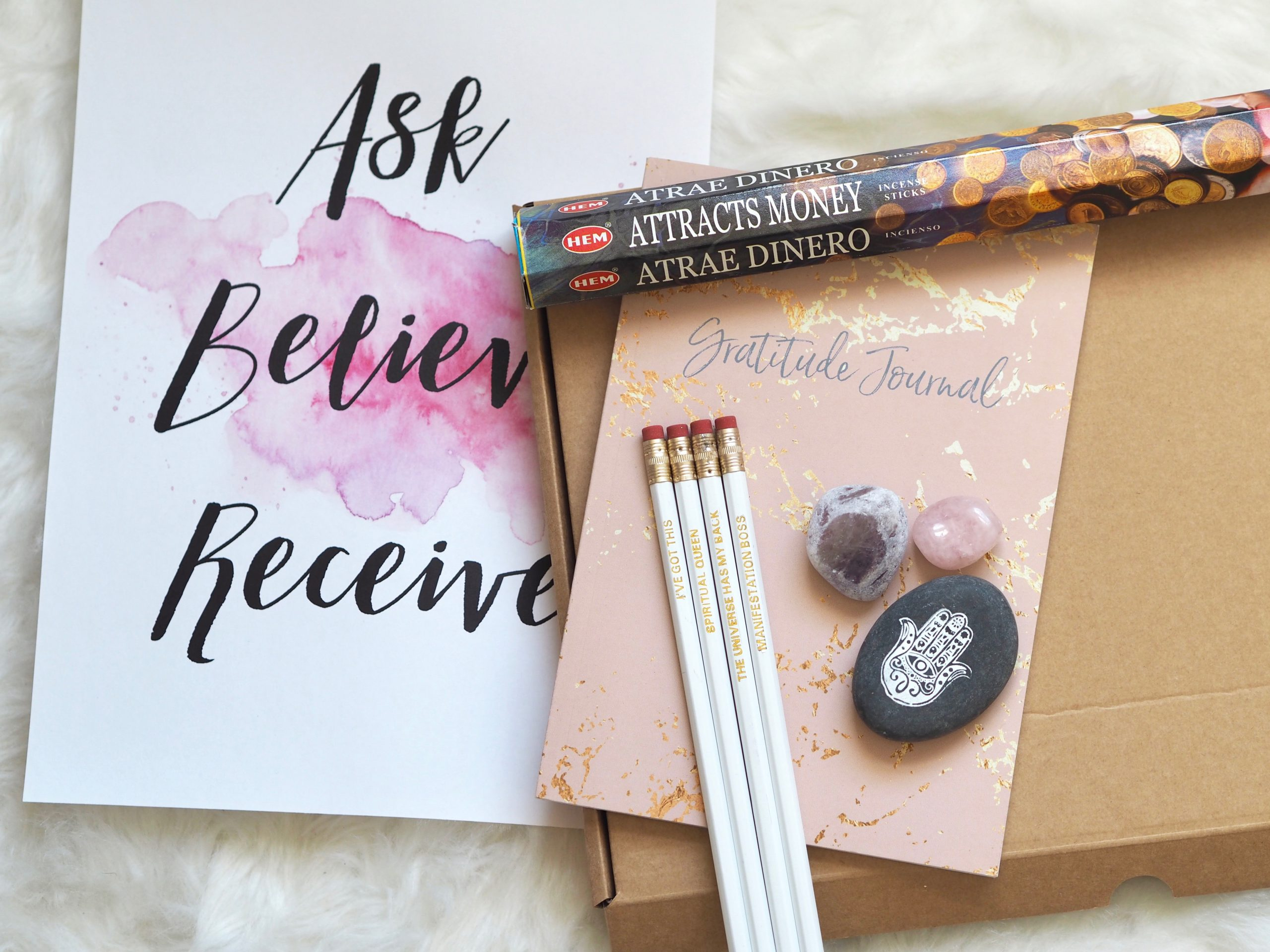 LAUNCHING MY OWN LAW OF ATTRACTION BOXES - Emma Mumford