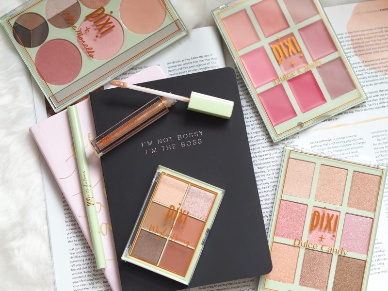 PIXI PRETTIES RANGE REVIEW - EMMA MUMFORD