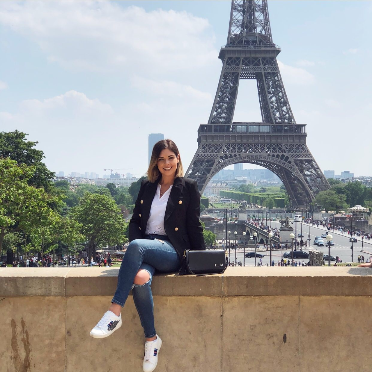 A WEEKEND IN PARIS FRANCE - EMMA MUMFORD