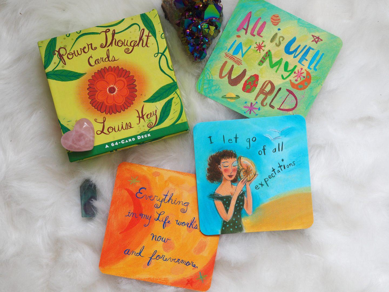 MY FAVOURITE ORACLE CARD DECKS - Emma Mumford