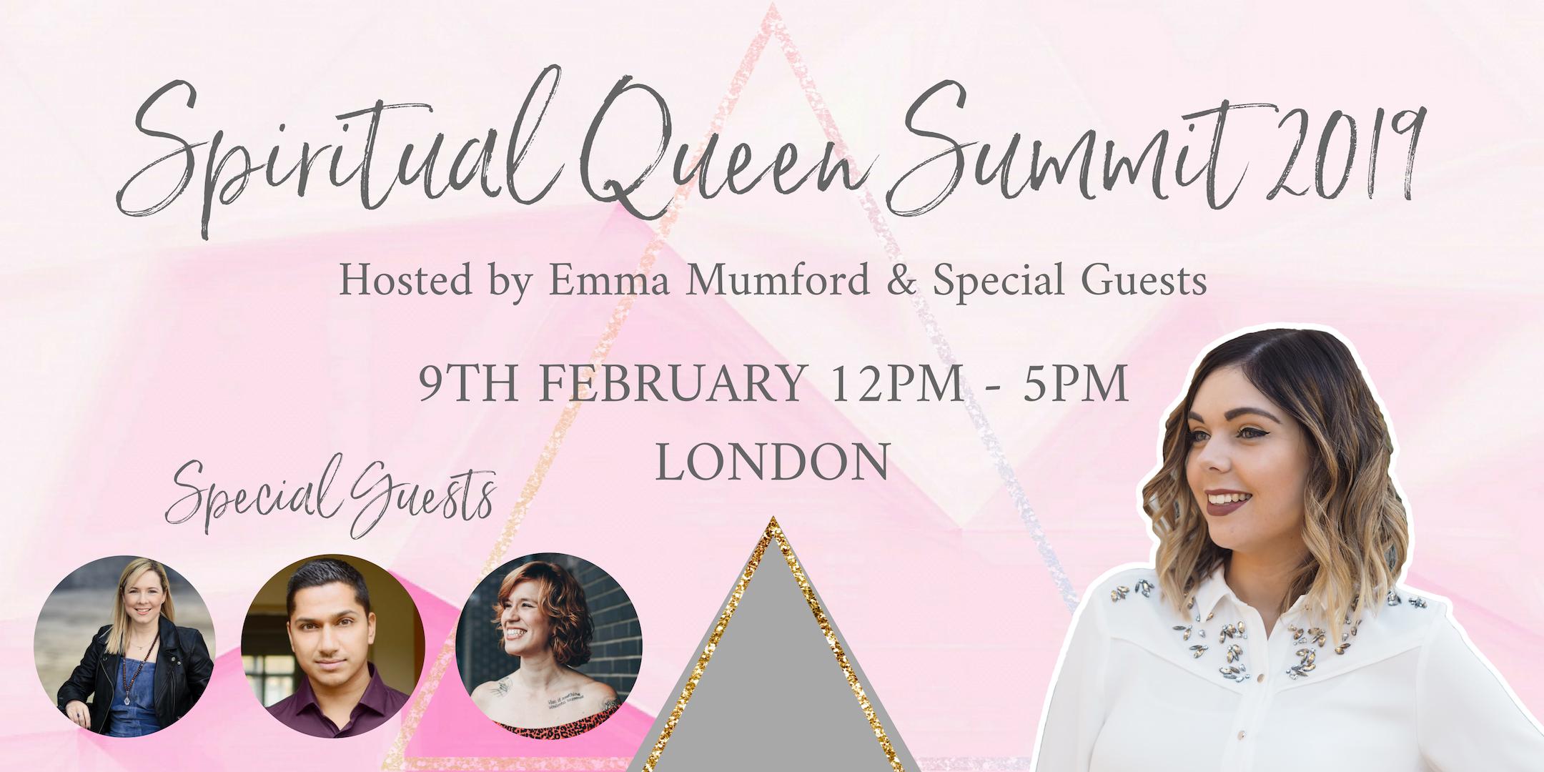 Spiritual Queen Summit 2018 - Emma Mumford