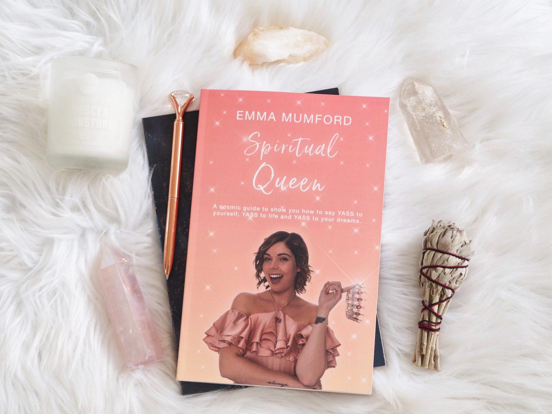 I'VE WRITTEN A BOOK – SPIRITUAL QUEEN