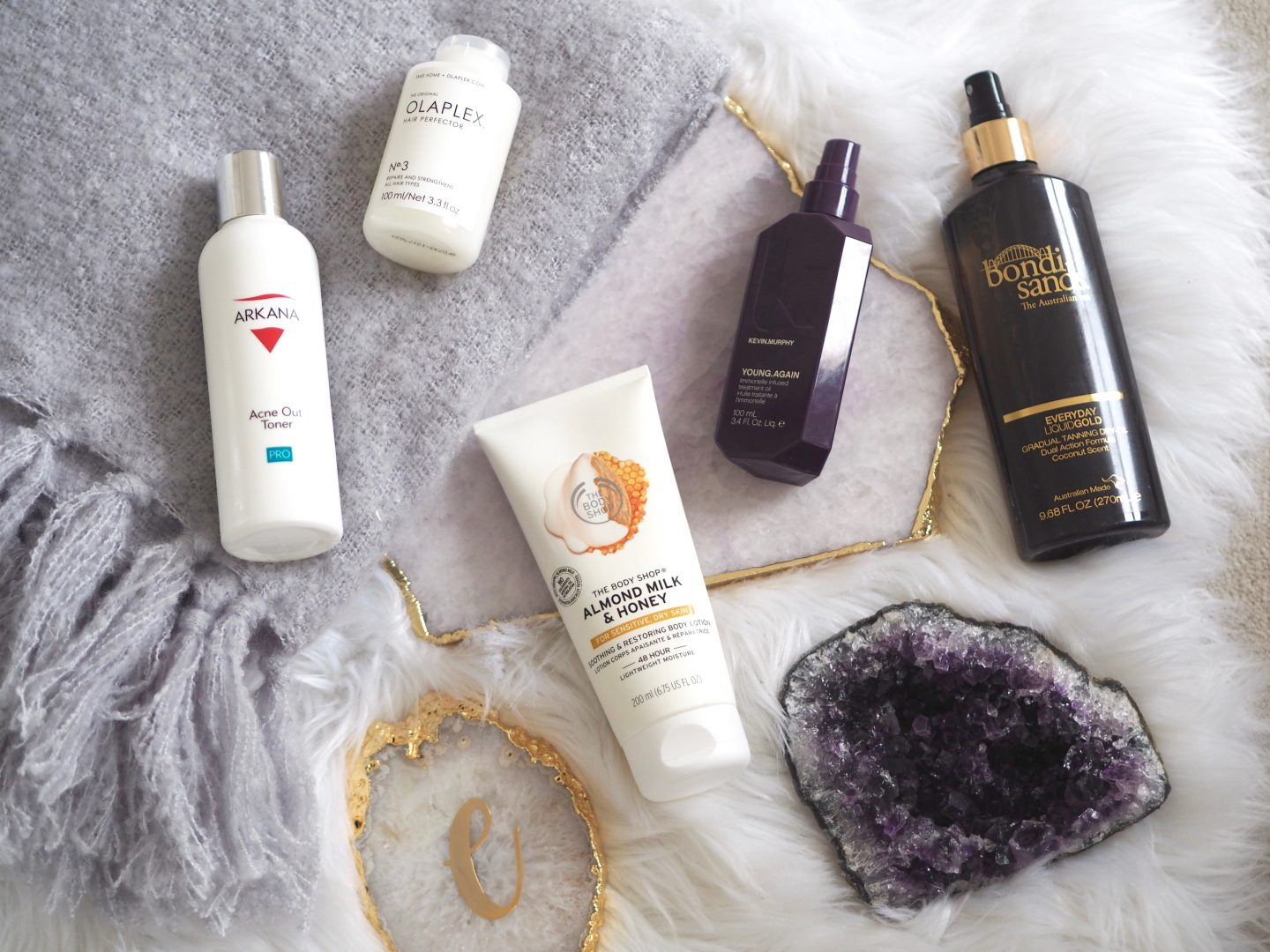 MY FIVE TOP BEAUTY PRODUCTS FOR WINTER