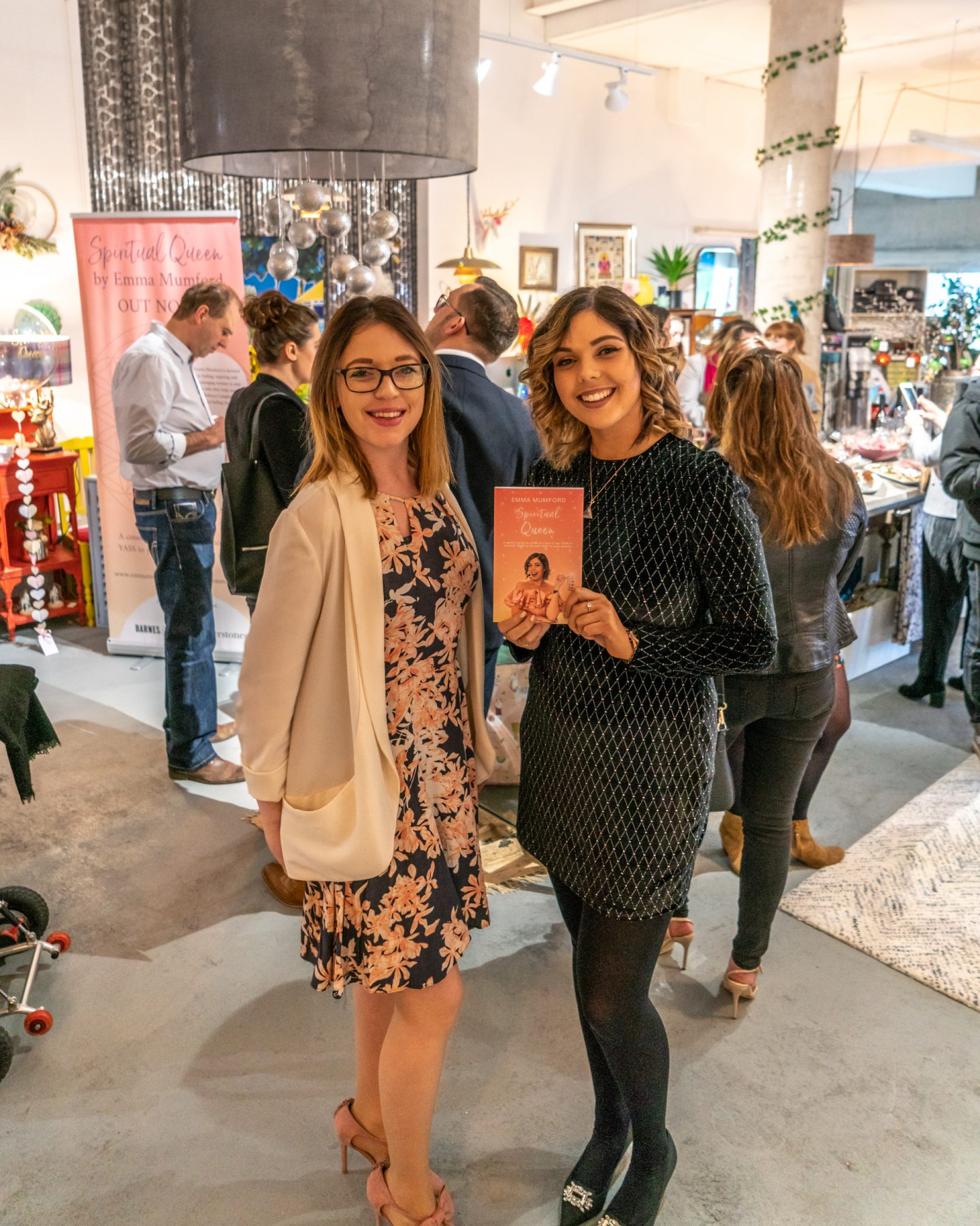 WHAT HAPPENED AT MY SPIRITUAL QUEEN BOOK LAUNCH PARTY