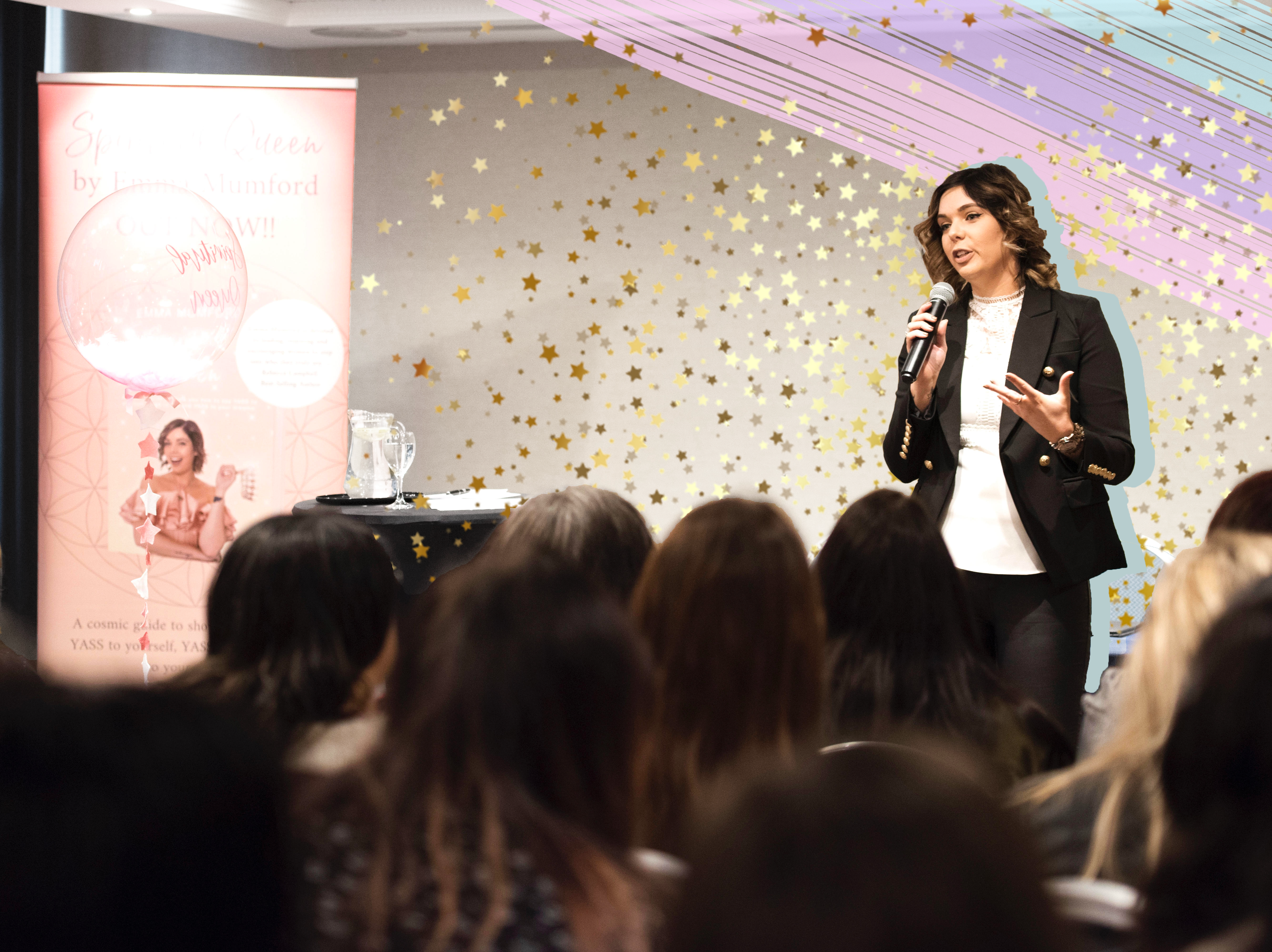 Spiritual Queen Summit 2019 - Emma Mumford