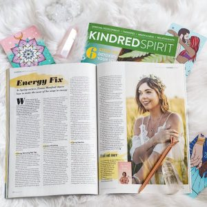 Emma Mumford Kindred Spirit Magazine