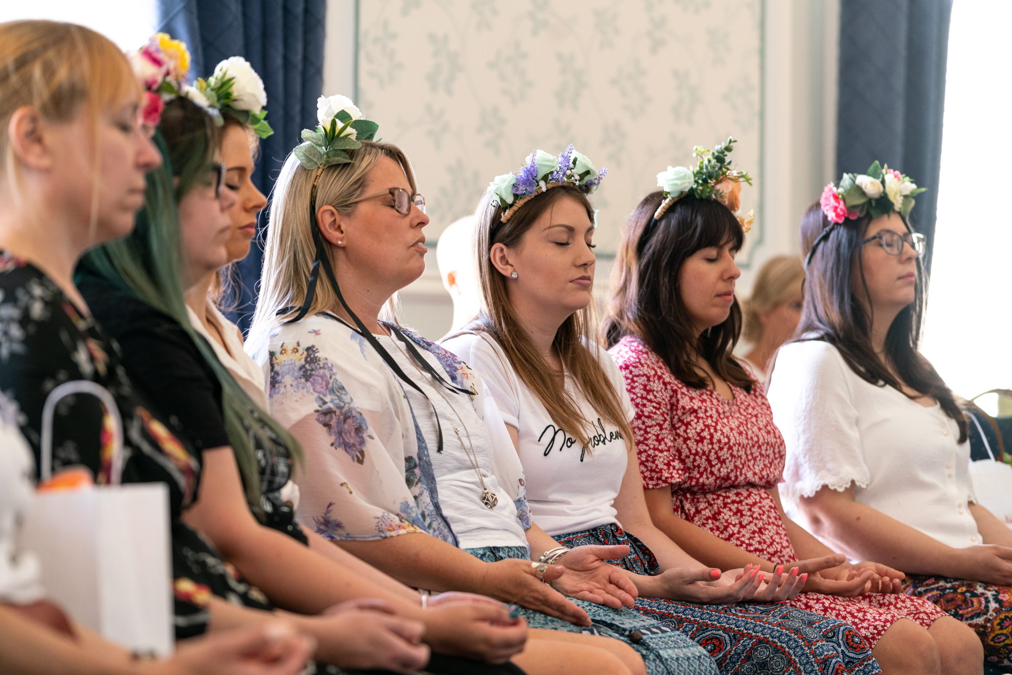 Spiritual Queen Retreat 2019 - Emma Mumford
