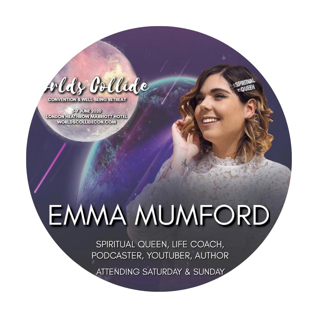 Speaking Engagements - Emma Mumford