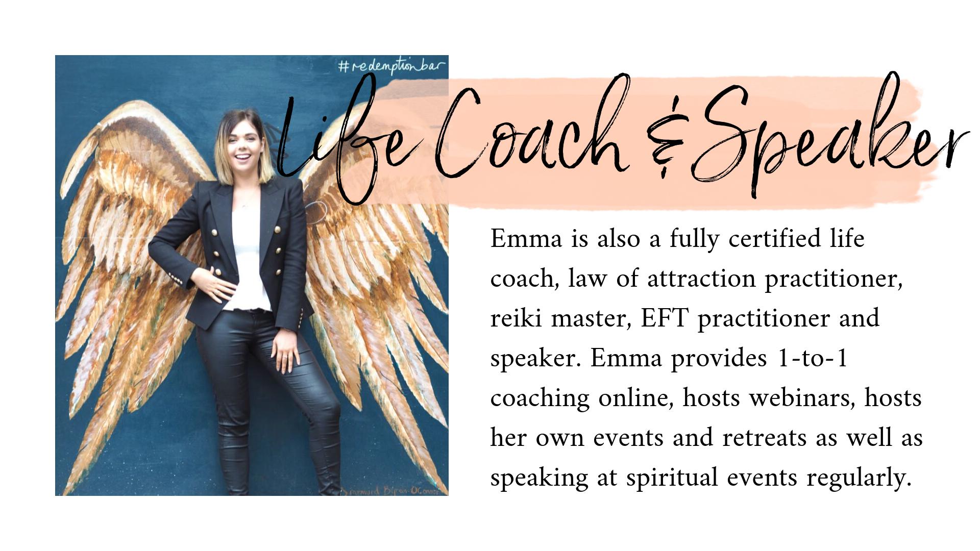 Emma Mumford Spiritual Queen