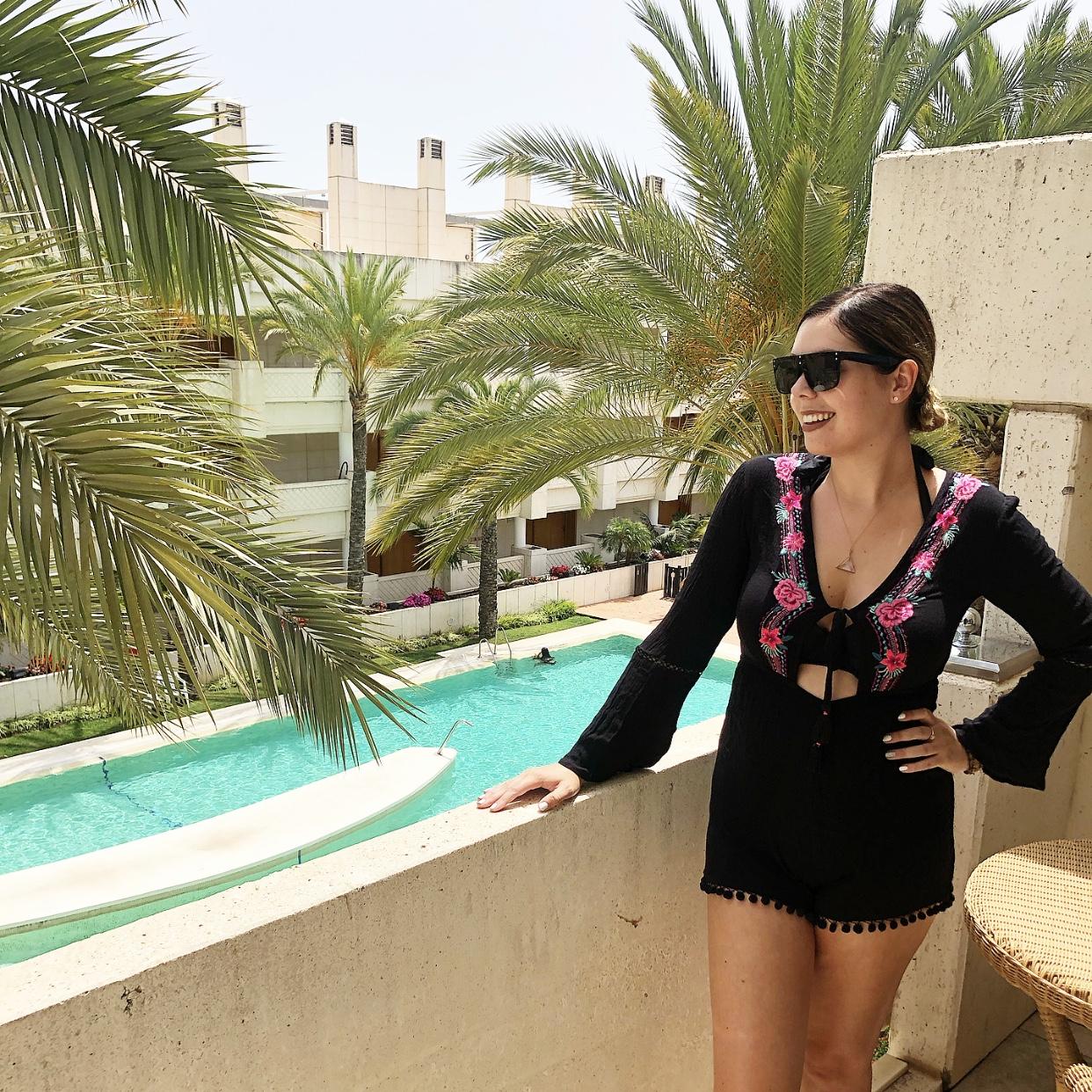 EXPLORING MARBELLA SPAIN - Emma Mumford