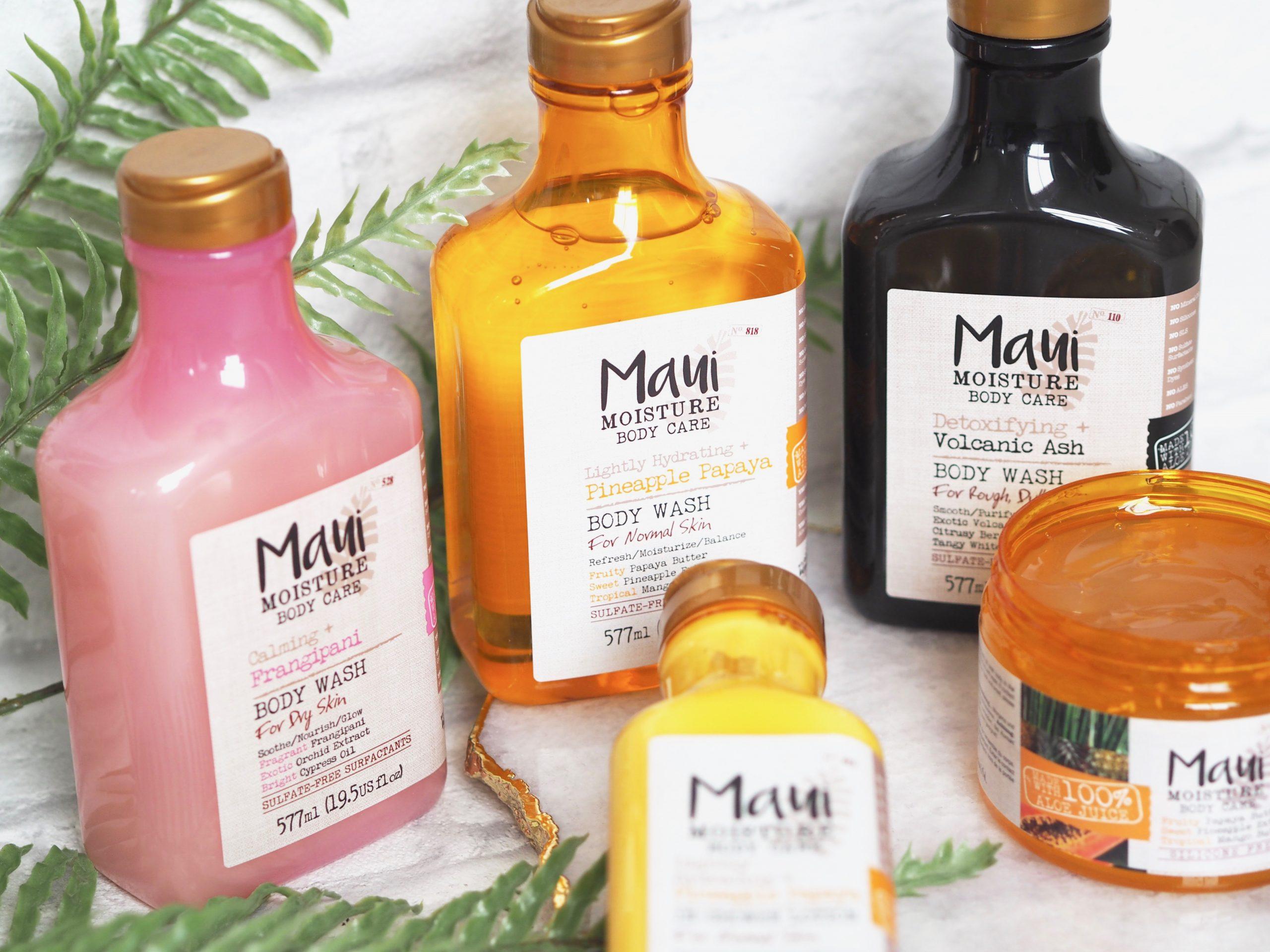 Maui Moisture Body Care Review
