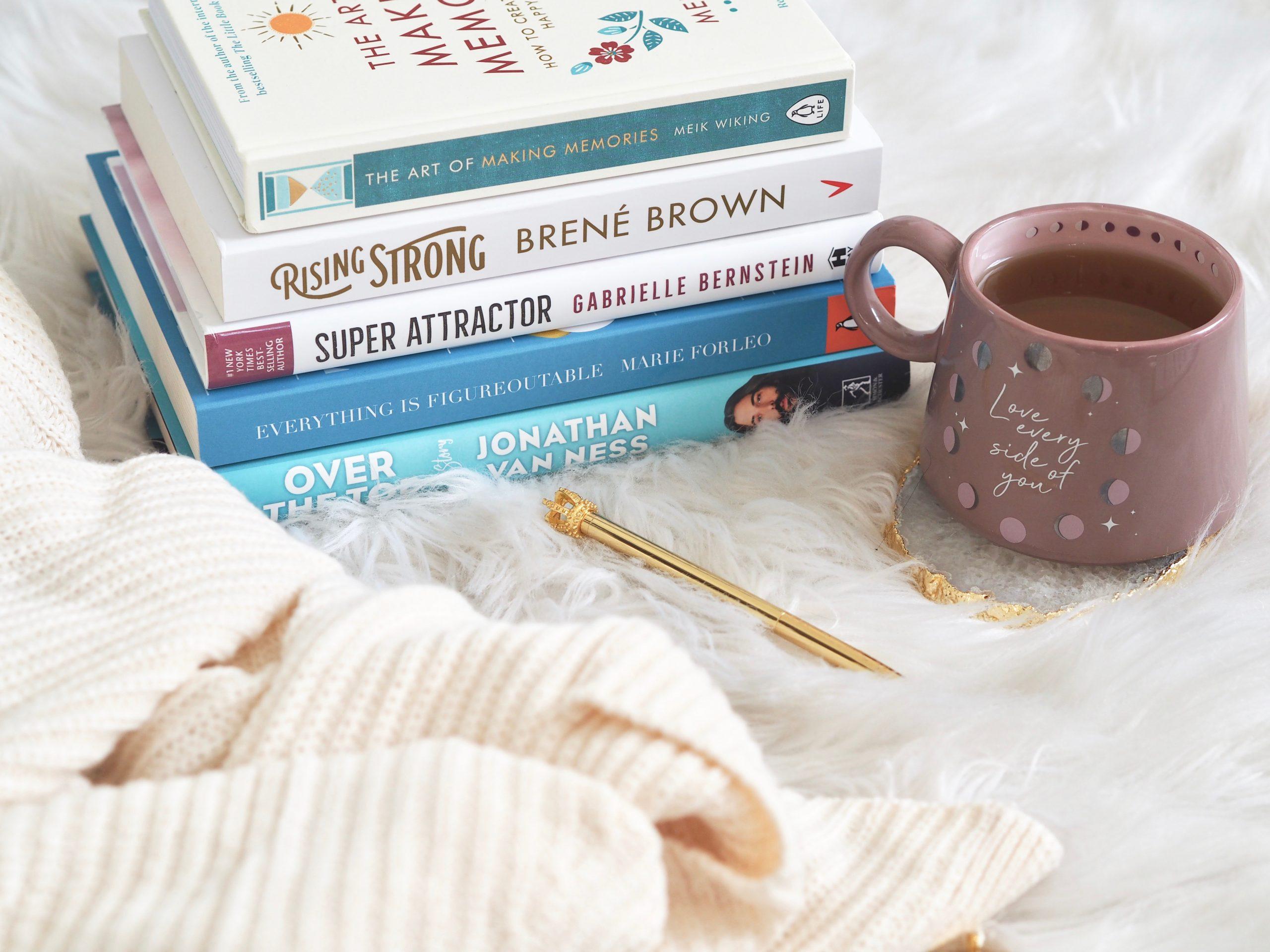 Spiritual Book Club Autumn 2019 - Emma Mumford