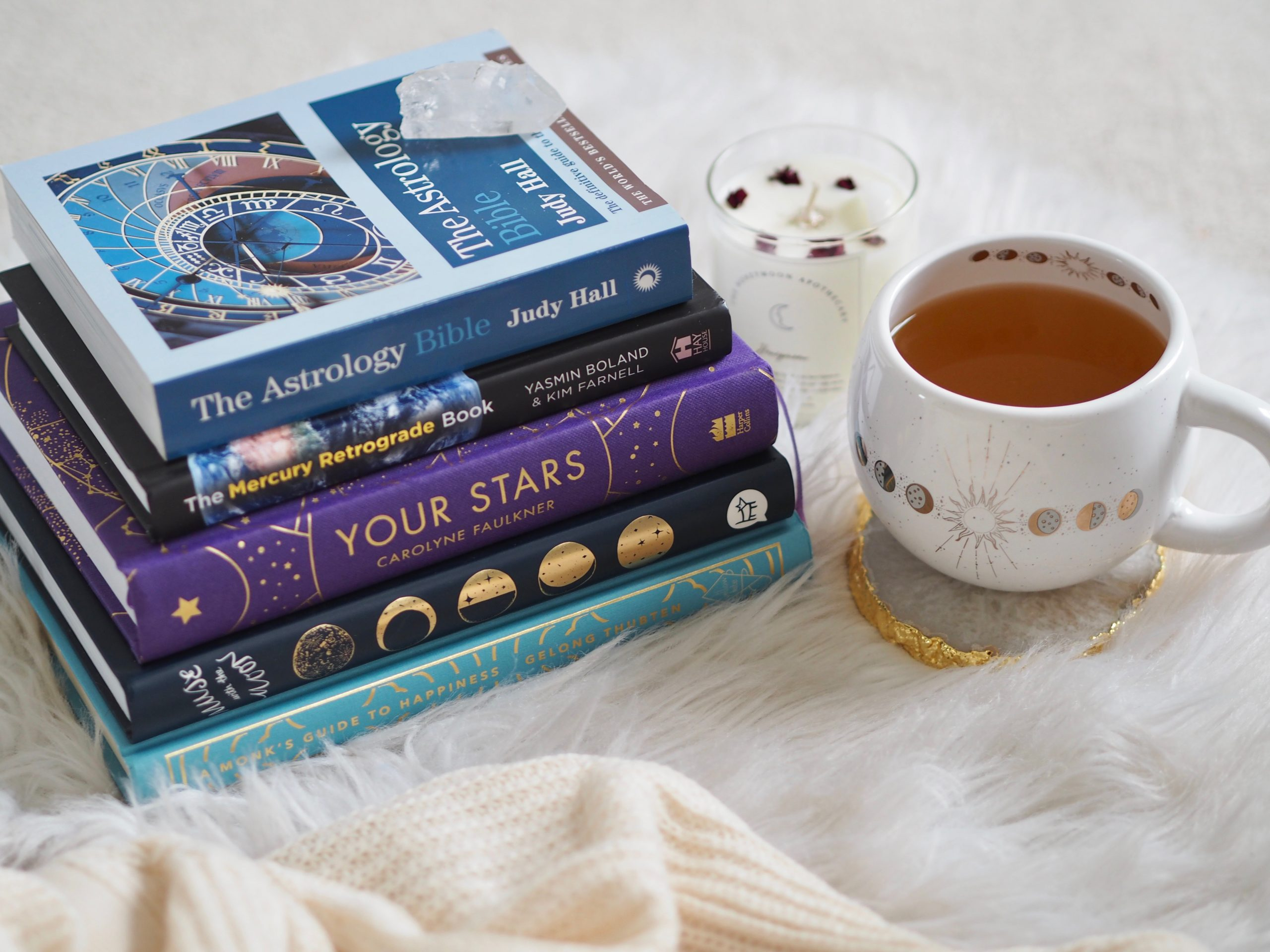 SPIRITUAL BOOK CLUB - WINTER 2019 - Emma Mumford