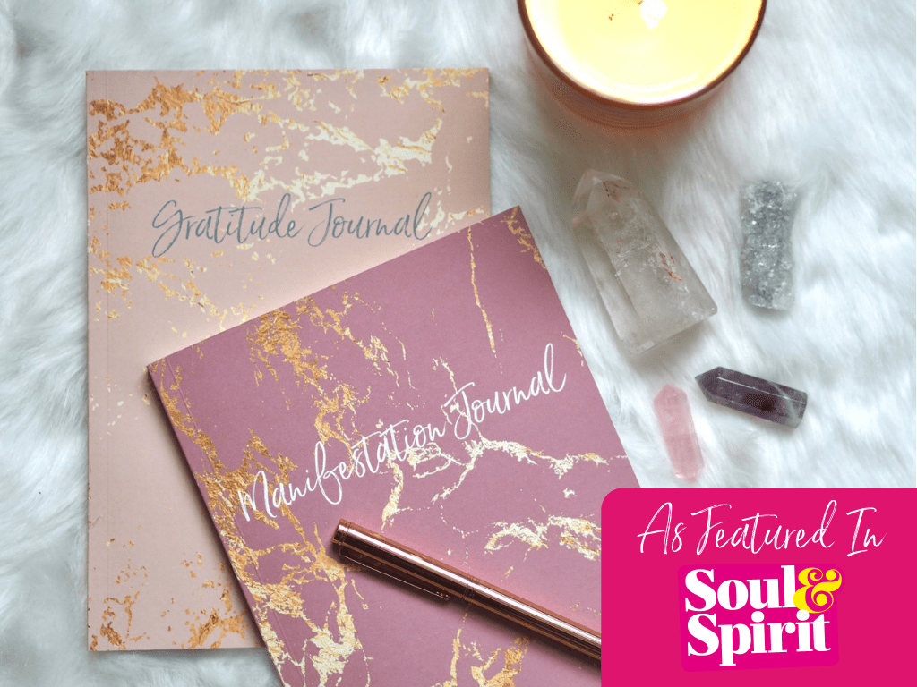 LAW OF ATTRACTION JOURNALS (GRATITUDE JOURNAL OR MANIFESTATION JOURNAL) | EMMA MUMFORD