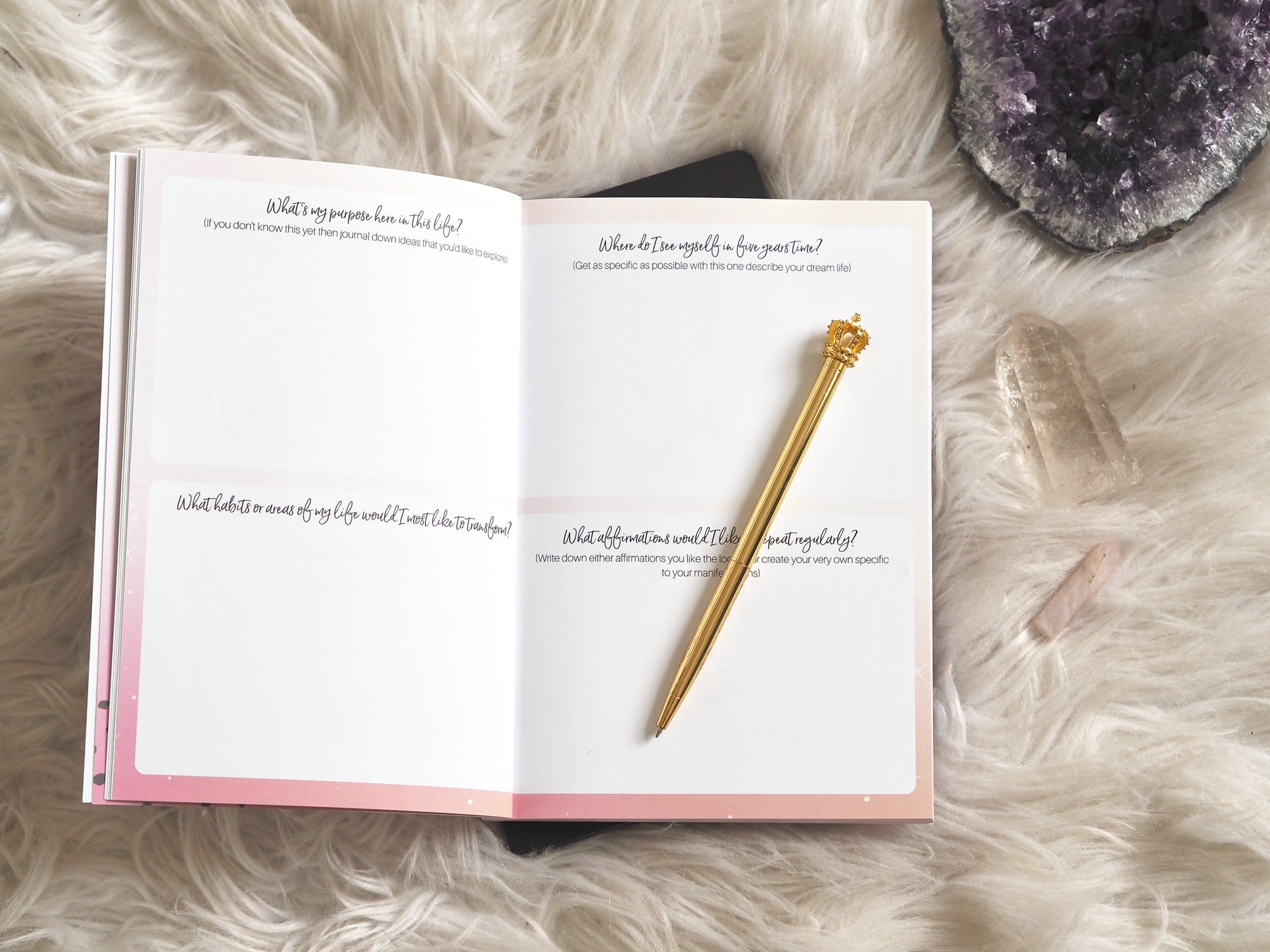 NEW THE POSITIVITY PLANNER - 111 DAY LAW OF ATTRACTION PLANNER   EMMA MUMFORD