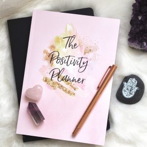 NEW THE POSITIVITY PLANNER – 111 DAY LAW OF ATTRACTION PLANNER | EMMA MUMFORD