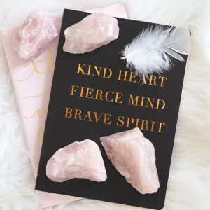 ROSE QUARTZ ROUGH PIECES | LAWOFATTRACTIONSTORE