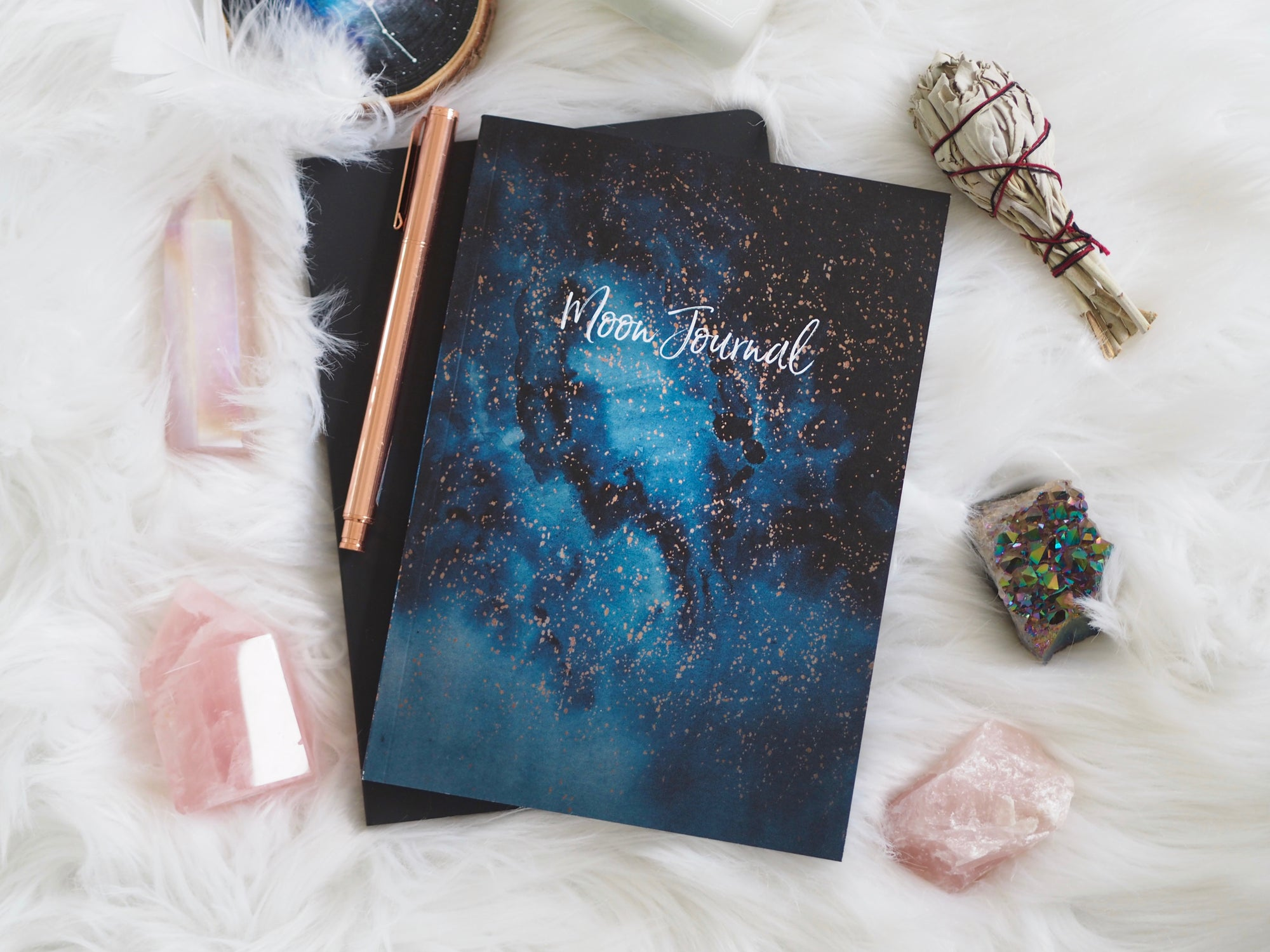MOON JOURNAL (LAW OF ATTRACTION) | EMMA MUMFORD