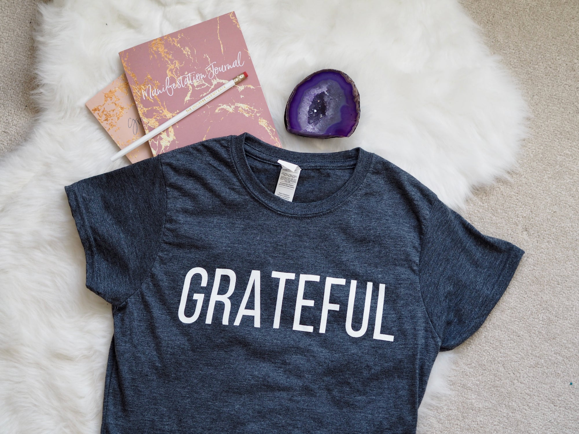 GRATEFUL LADIES T-SHIRT | EMMA MUMFORD
