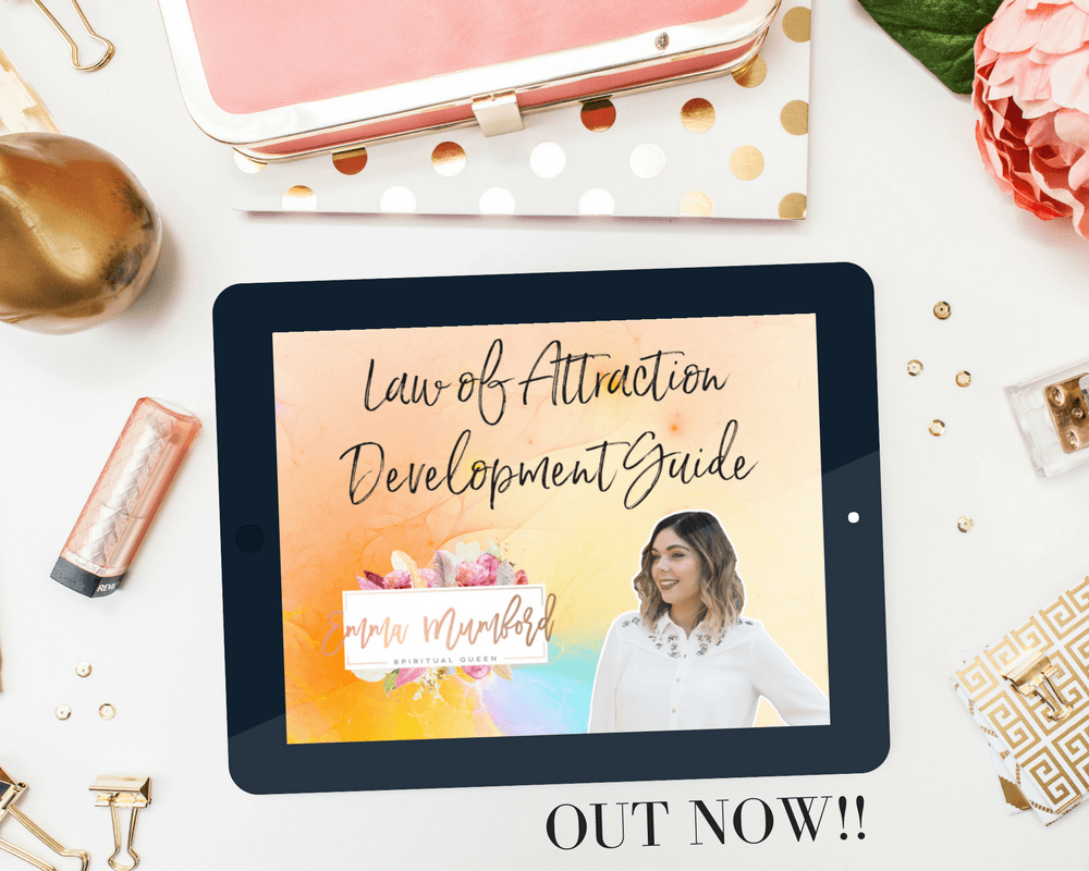 LAW OF ATTRACTION DEVELOPMENT GUIDE | BY EMMA MUMFORD