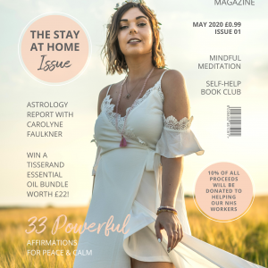 SPIRITUAL QUEEN MAGAZINE® MAY 2020 Emma Mumford