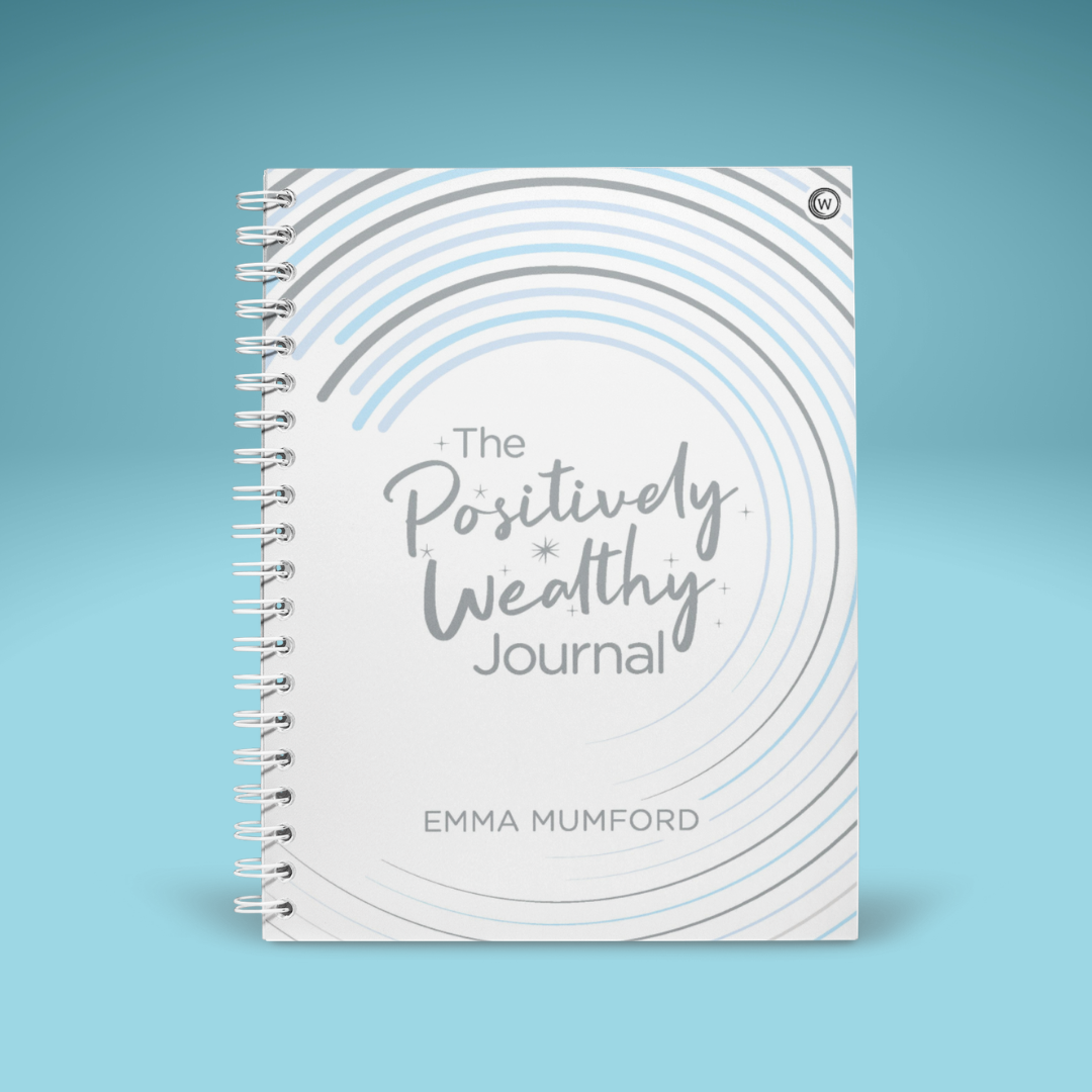 Positively Wealthy Journal - Emma Mumford