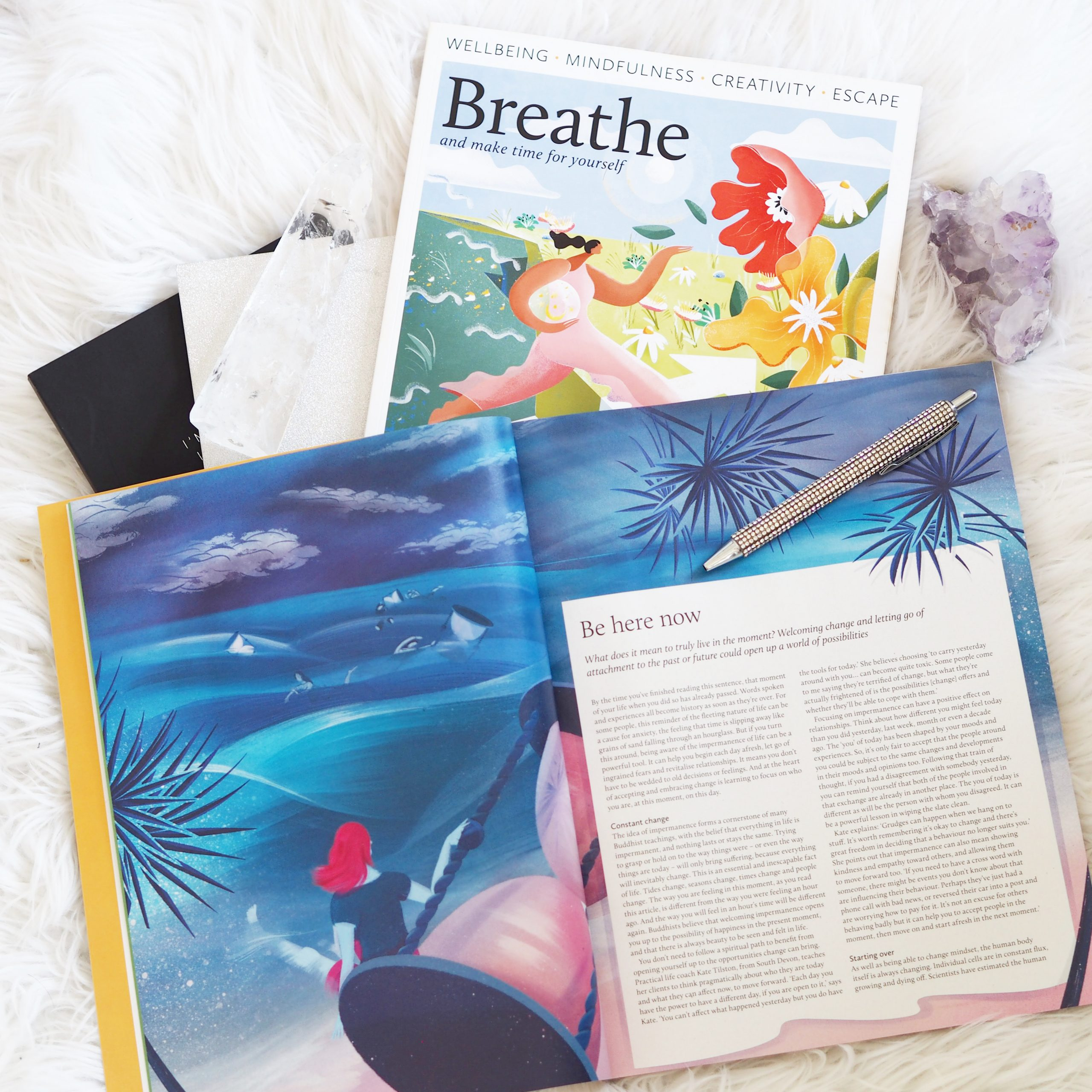 Breathe Magazine Emma Mumford