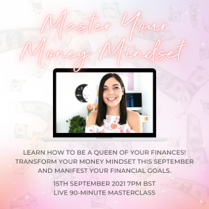 Master Your Money Mindset Masterclass by Emma Mumford