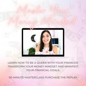 Master Your Money Mindset Masterclass